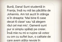 Diaspora nu voteaza cu Iohannis. Dovada