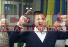 "Huliganii PNL din Boldesti striga ""M..e PSD"" dupa victoria lui Iohannis. Atat au inteles ei"