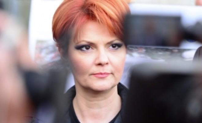 Olguța Vasilescu a explodat după ce Orban a anunțat că ia în calcul OUG pe justiție: 'Ospiciul PNL livrează câte o ticăloșie pe oră'
