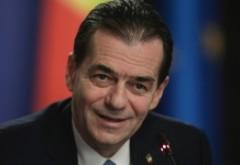 Guvernul PNL e praf si pulbere! Legea bugetului pe 2020 facuta de Orban, neconstitutionala?