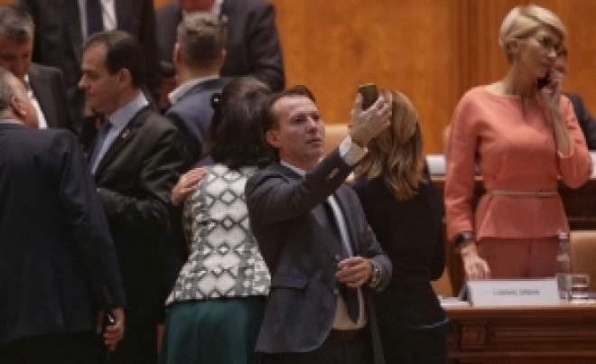 Florin Cîțu, după eșecul din Senat: Îmi dau demisia dacă îmi cere PNL