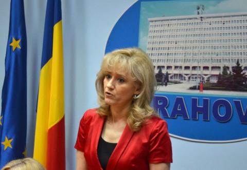 Madalina Lupea, schimbata din functia de prefect al Prahovei. Cine o va inlocui