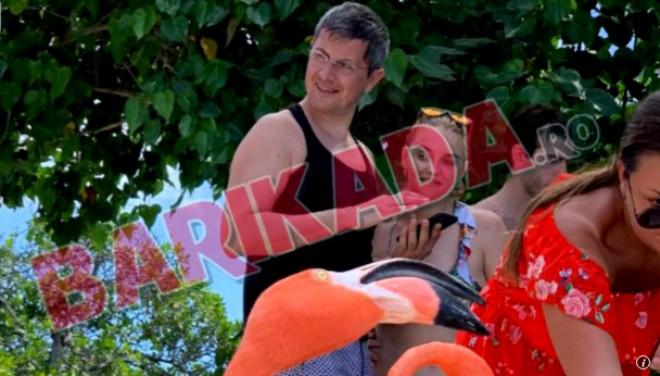 După eșecul de la alegeri, Dan Barna își încarcă bateriile pe insule exotice