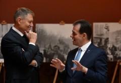 """Klaus Iohannis, anunț despre Legea dublarii alocaţiilor: """"Probabil că nu se poate aplica imediat"""""""