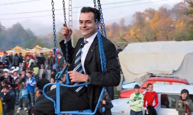 """Ludovic Orban, in 2009: """"Asumarea răspunderii este o sfidare la adresa societății"""". """"Să se renunțe la această scamatorie""""."""