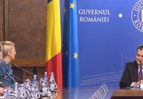 Astia radeau de Dancila! Un ministru s-a făcut de râs, în ședința de Guvern: Ce cuvânt nu a putut pronunța, în ciuda repetatelor încercări