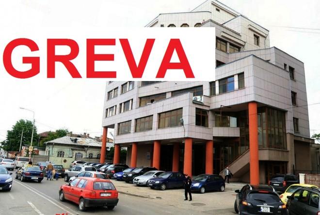 Judecatorii de la Tribunalul Prahova intra in GREVA. Blocaj total in justitie din cauza Guvernului Orban