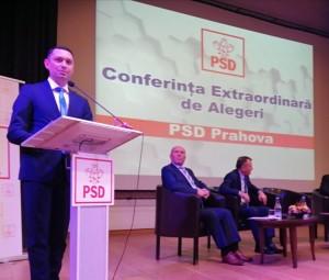 Conferința județeană extraordinară a PSD Prahova, apel la unitate