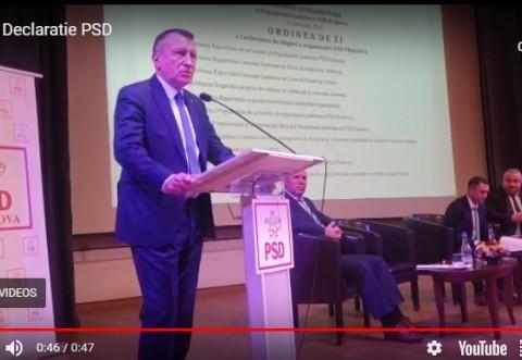 Paul Stanescu a laudat organizatia PSD Prahova