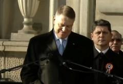 Iohannis a fost HUIDUIT de Ziua Micii Uniri