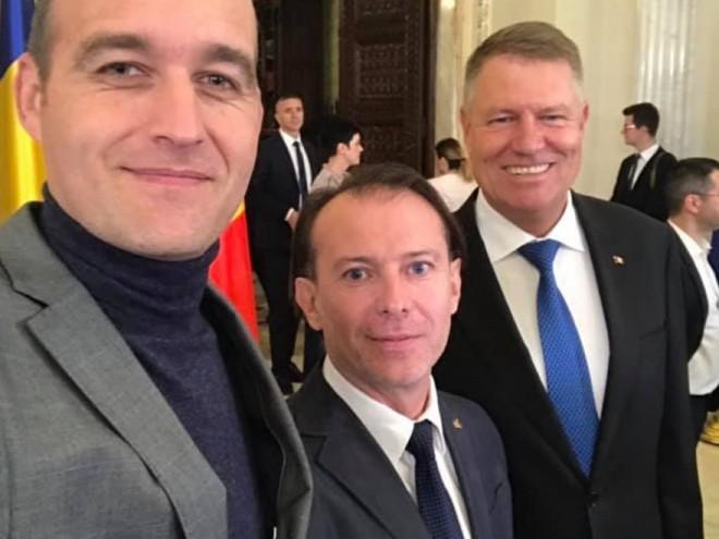 Deputatul PNL Vîlceanu, răzbunări de tip mafiot. Ministrul Cîțu, implicat