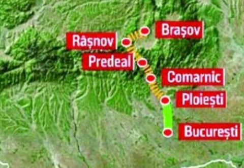 Guvernul ANULEAZA, astazi, parteneriatele public-private pentru Comarnic - Brașov și un tronson din Autostrada Unirii