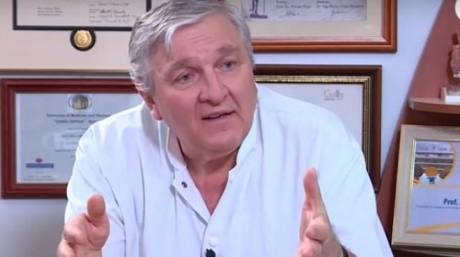 Medicul Mircea Beuran, arestat din RAZBUNARE! Doctorul criticase OUG-ul prin care Guvernul Orban privatizeaza sistemul sanitar