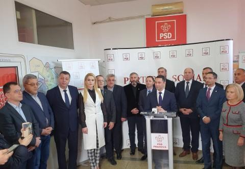 Conferinta la PSD Prahova. Vezi LISTA candidatilor pentru alegerile locale