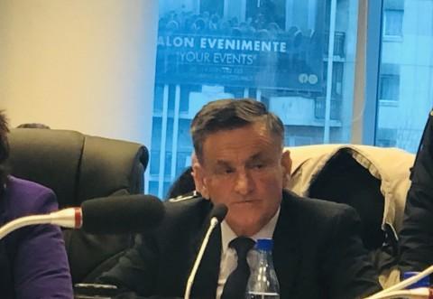 """Gheorghe Sirbu, consilier PNL: """"Sunt o multime de masini care vin in Bereasca din zonele afectate de coronavirus!"""