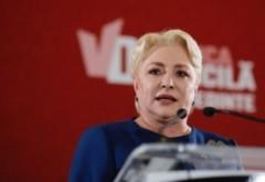 Viorica Dăncilă îi critică pe Ludovic Orban și Marcel Vela pentru greșelile de exprimare