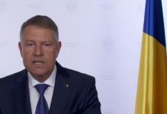 Klaus Iohannis, către românii din diaspora: Nu veniți acasă de sărbători!