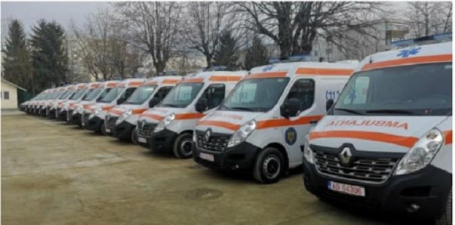 Trei deputati PSD Prahova sprijina financiar Serviciul de Ambulanta Prahova si lanseaza o provocare colegilor parlamentari