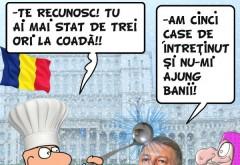 Se pregatesc de alegeri, a reinceput batalia pe ciolan! Deputat PNL îl acuză pe Dacian Cioloș: Salivează la scaunul lui Klaus Iohannis