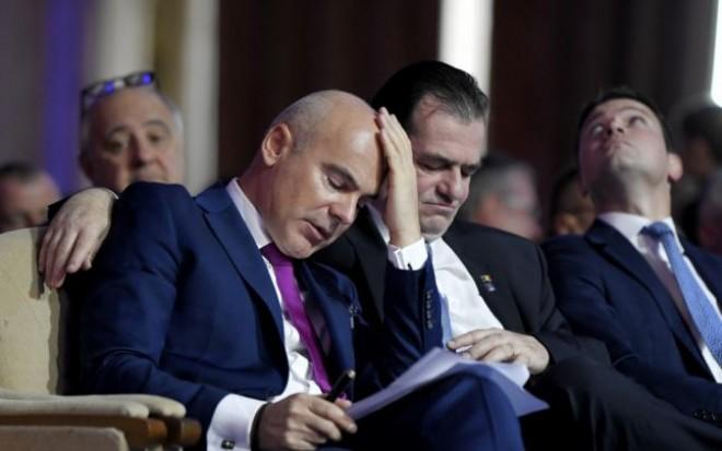 Scandalul din PNL dintre Rares Bogdan si Orban ia amploare