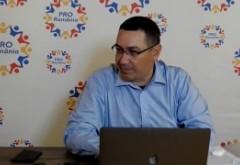 Victor Ponta a RĂBUFNIT de Ziua Copilului, din cauza REFUZULUI PNL de a crește alocațiile: Orban nu alocă bani, dar bea whiskey