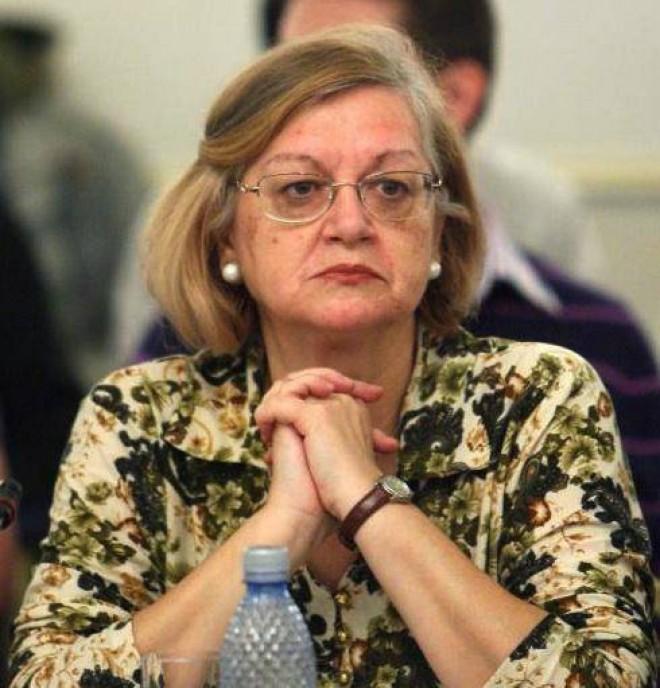 Viorica Costiniu, presedinte de onoare al AMR: CSM sta pasiv la acest santaj ordinar fata de instigarea populatiei impotriva magistraturii