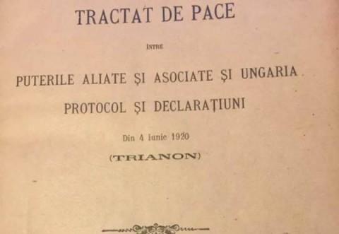 """Îngrijorat de """"Ardealul pe care îl vindea PSD-ul"""" ungurilor, Klaus Iohannis NU a promulgat Legea Trianon"""