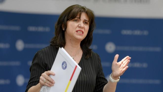 Monica Anisie, reacție scandaloasă în cazul grădinițelor care nu se pot redeschide din cauza lipsei normelor