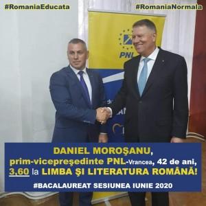 Cum era cu #Romania Educata? Liderul PNL care a dat bacalaureatul la 42 de ani s-a făcut DE RÂS: A luat 3,60 la Română, cu meditatii!