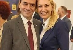 Orban i-a 'furat' blonda lui 'Grindă'! După ce a platit 300.000 de euro, Ana Maria Dimitriu a ajuns consilierul premierului
