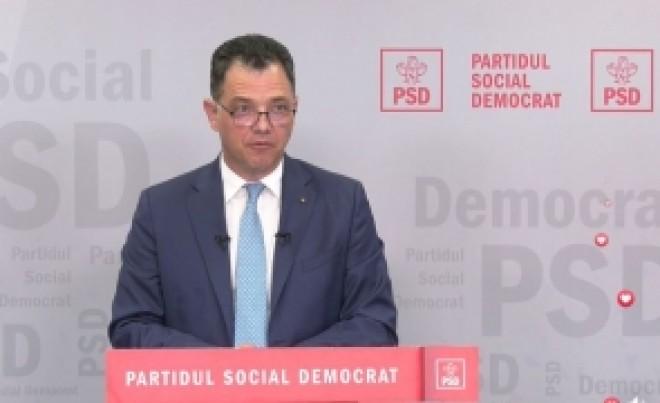 Radu Oprea acuză un tun de 1 miliard de lei pregătit de Guvernul Orban / VIDEO