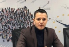 Liderul tineretului ALDE, mâhnit de decizia Guvernului privind restaurantele: 'Haosul din guvernarea Orban ne duce într-o situație de-a dreptul halucinantă'