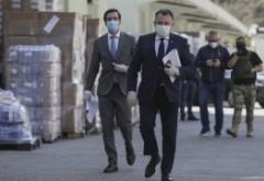 Unifarm sfidează o întreagă ţară după scandalul de corupţie: Noul şef a secretizat toate contractele de achiziţii din pandemie