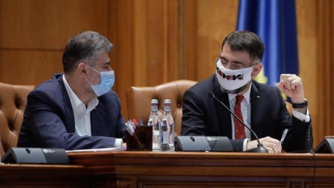 """Legea carantinei NU va fi adoptată astăzi de Senat. Cazanciuc anunță că PSD va modifica din nou proiectul """"după dezbateri serioase"""""""