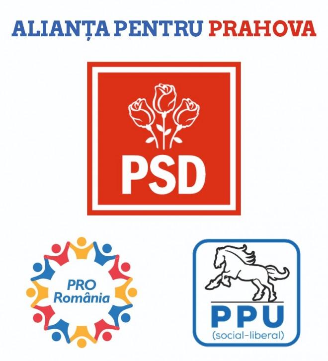 BOMBA pe scena politica prahoveana: Se naste o SUPER ALIANTA formata din PSD-Pro Romania-PPU