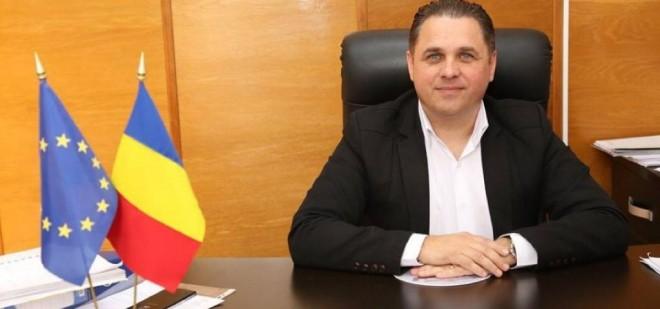 Marius Constantin, primarul din Băicoi, se implică în lupta cu Covid-19