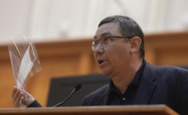 Victor Ponta nu mai crede cifrele oficiale și îl atacă pe Ludovic Orban: 'Sănătatea și viața noastră nu mai contează!'