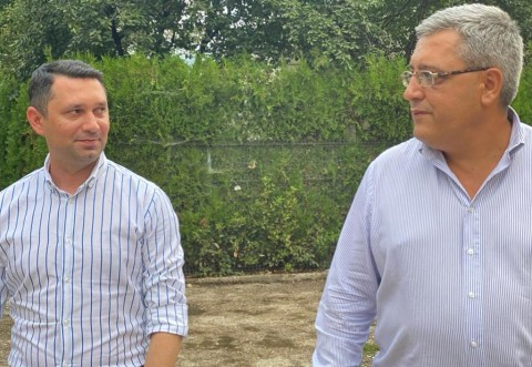 Bogdan Toader, mesaj de sustinere pentru Silviu Negraru, candidat pentru un nou mandat la Primaria Mizil