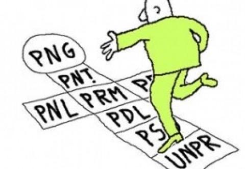 Toti, o apa si-un pamant! Fenomenul Călărași: primar ex-PCR-FSN-PSD candidează la PNL, iar liberalii trec la PSD