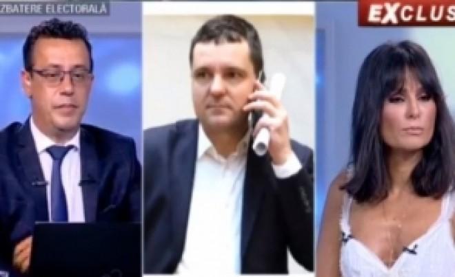 Dana Budeanu face publică o înregistrare EXPLOZIVĂ cu Nicușor Dan/ AUDIO