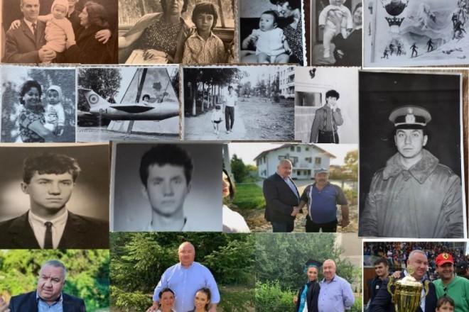 Viceprimarul Cristian Ganea, o adevărată poveste de viață