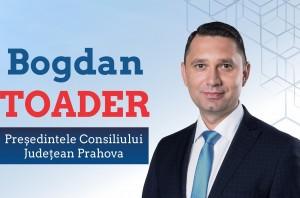 Bogdan Toader îl provoacă public la dezbatere pe candidatul PNL la președinția Consiliului județean Prahova