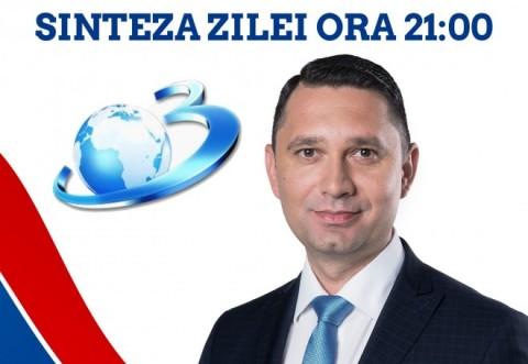 Bogdan Toader, presedintele CJ Prahova, este invitatul lui Mihai Gadea, diseara, la Sinteza Zilei