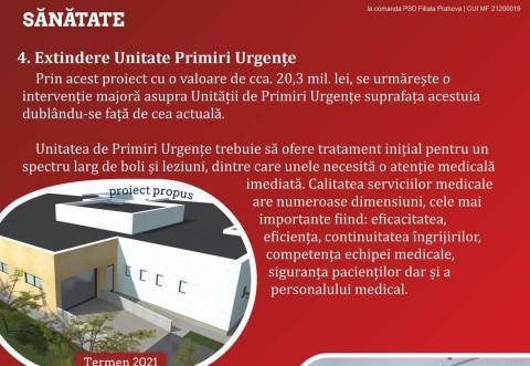 Bogdan Toader: Iata ce investitii urmeaza in mandatul urmator, in spitalele din Ploiesti