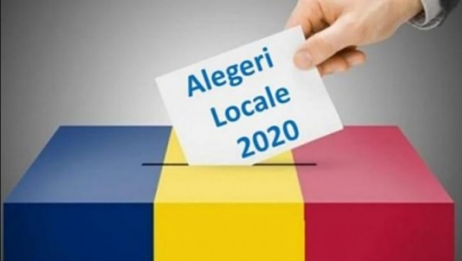 Alegeri locale Prahova 2020. Buletine de vot, fotografiate, la Lipanesti