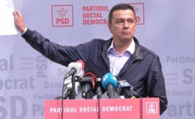 Sorin Grindeanu: Nicușor Dan, în secția nr.1, are 126 de voturi. La AEP sunt înregistrate 326 de voturi