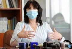 Monica Anisie: Şcolile se pregătesc de scenariul roşu. Azi, tabletele vor ajunge în toate şcolile din Bucureşti