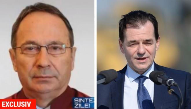 Valer Dorneanu răspunde acuzaţiilor aduse de Ludovic Orban: În nicio ţară un premier nu-şi permite asemenea atacuri suburbane la adresa Curţii Constituţionale