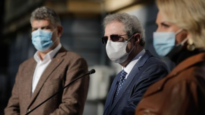 Adrian Streinu Cercel candidează la parlamentare din partea PSD. Marcel Ciolacu: Vrem în Parlament cei mai buni specialişti în lupta cu epidemia de coronavirus