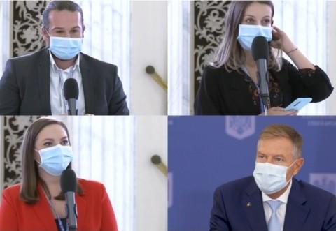 Întrebările incomode la care preşedintele Klaus Iohannis a refuzat să răspundă
